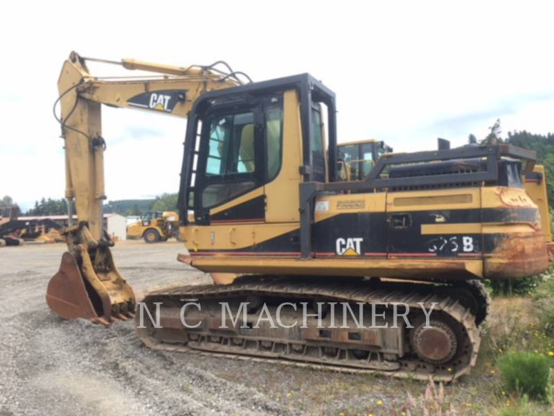 CATERPILLAR EXCAVADORAS DE CADENAS 325BL equipment  photo 13