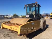 Equipment photo CATERPILLAR CS76 TRILLENDE ENKELE TROMMEL GLAD 1