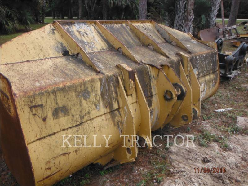 CATERPILLAR WT - BUCKET 950G QC equipment  photo 2