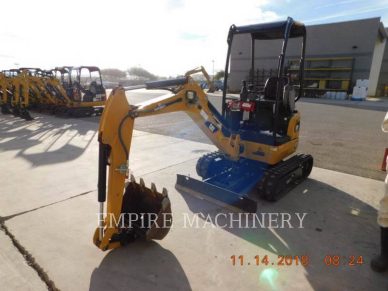 CATERPILLAR KETTEN-HYDRAULIKBAGGER 301.7DCR equipment  photo 4