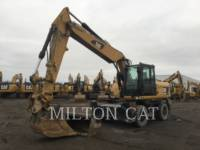 CATERPILLAR WHEEL EXCAVATORS M318D equipment  photo 1