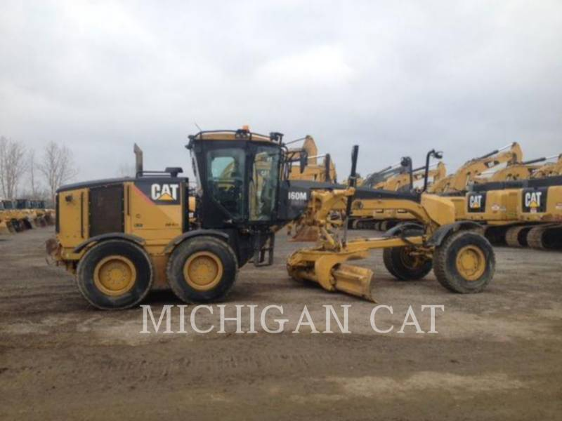 CATERPILLAR MOTOR GRADERS 160M AWD equipment  photo 5