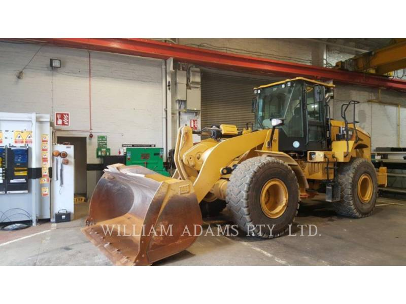 CATERPILLAR RADLADER/INDUSTRIE-RADLADER 950GC equipment  photo 3