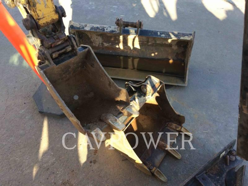 CATERPILLAR KOPARKI GĄSIENICOWE 301.7D equipment  photo 6