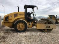 CATERPILLAR COMPATTATORE PER ASFALTO A SINGOLO TAMBURO VIBRANTE CS54B C110 equipment  photo 7