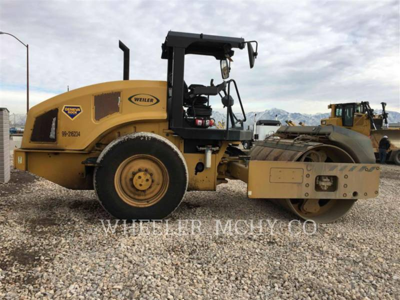 CATERPILLAR EINZELVIBRATIONSWALZE, ASPHALT CS54B C110 equipment  photo 7