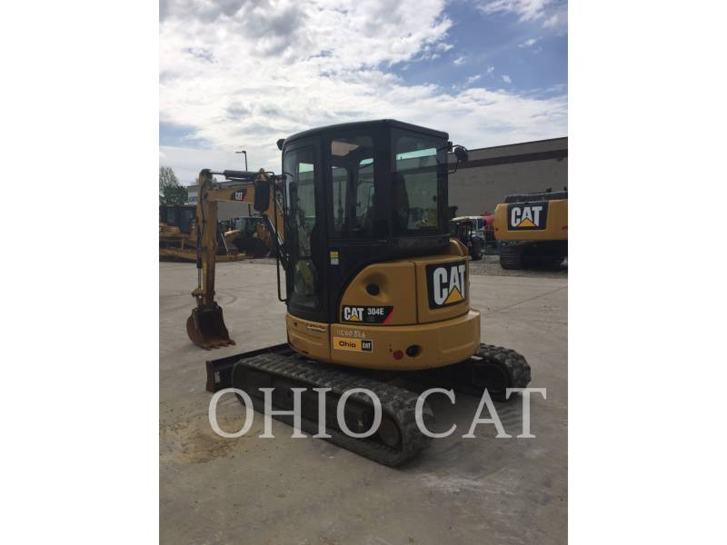 CATERPILLAR ESCAVADEIRAS 304E CR equipment  photo 3