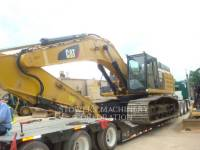 CATERPILLAR TRACK EXCAVATORS 349E equipment  photo 1