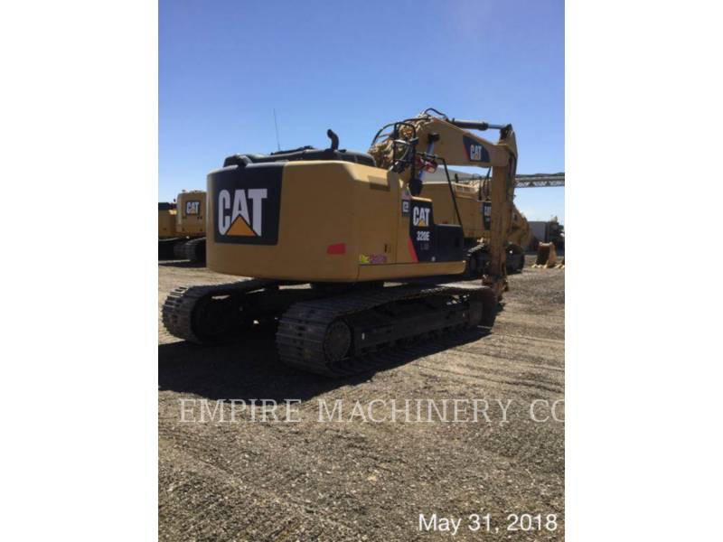 CATERPILLAR TRACK EXCAVATORS 320E LRR P equipment  photo 3
