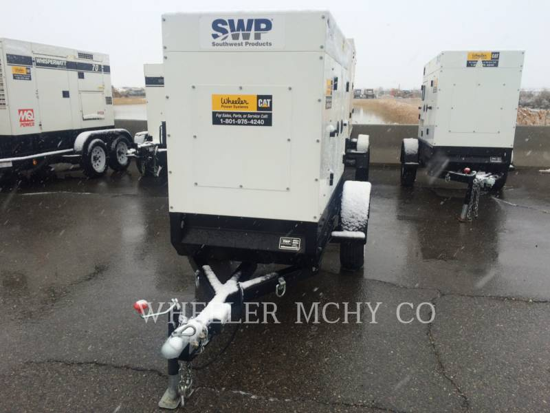 OTHER US MFGRS PORTABLE GENERATOR SETS HANCO - QP35 equipment  photo 1