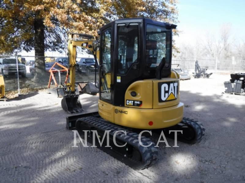 CATERPILLAR トラック油圧ショベル 304 CR equipment  photo 2