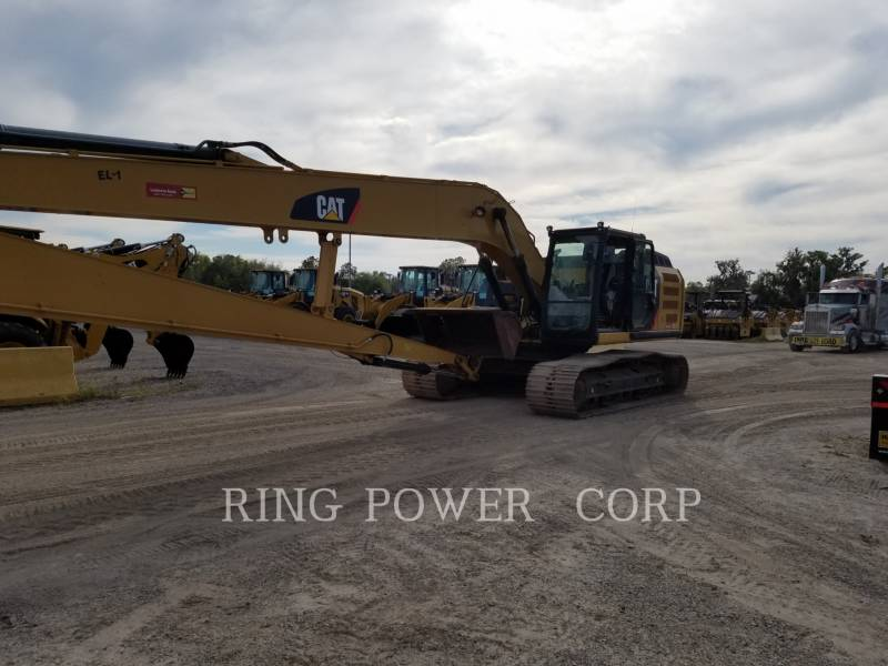 CATERPILLAR TRACK EXCAVATORS 324ELLONG equipment  photo 3
