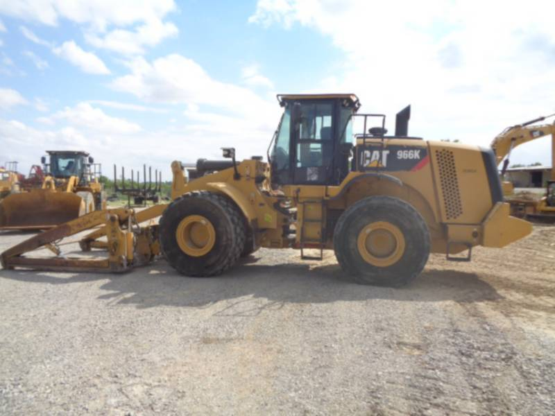 CATERPILLAR WHEEL LOADERS/INTEGRATED TOOLCARRIERS 966K equipment  photo 8