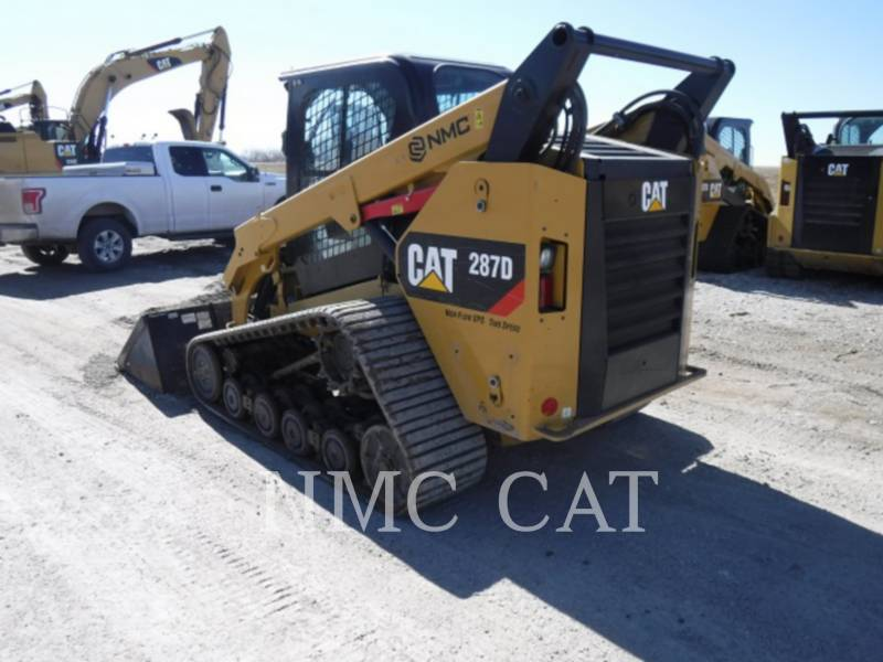 CATERPILLAR 多地形装载机 287D equipment  photo 2