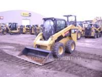 Equipment photo CATERPILLAR 246D スキッド・ステア・ローダ 1
