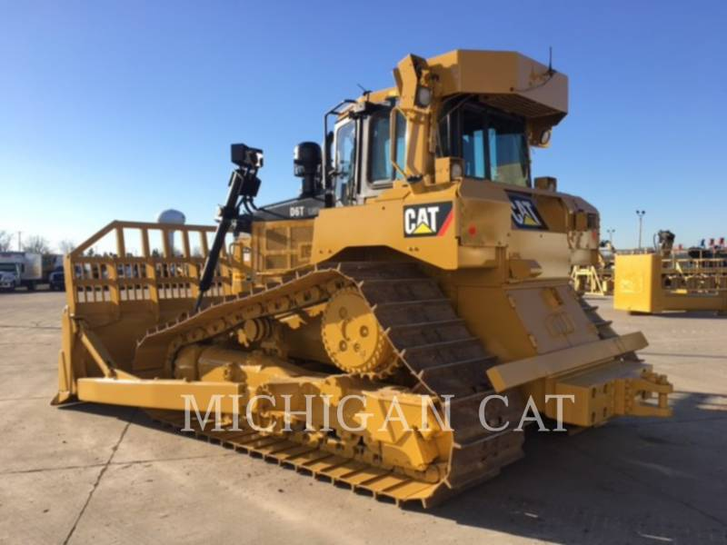CATERPILLAR TRACK TYPE TRACTORS D6TL W equipment  photo 3