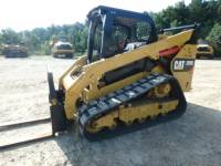 CATERPILLAR CARGADORES MULTITERRENO 299D equipment  photo 5