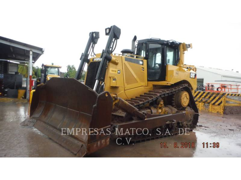 CATERPILLAR TRACK TYPE TRACTORS D8T equipment  photo 8