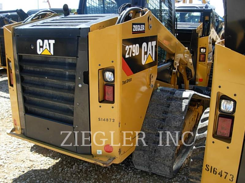 CATERPILLAR MULTI TERRAIN LOADERS 279DSR equipment  photo 3