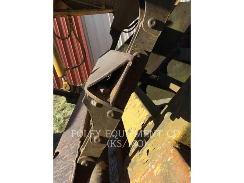 JOHN DEERE WHEEL TRACTOR SCRAPERS 760A equipment  photo 13