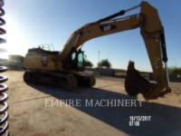 Equipment photo CATERPILLAR 349FL PELLES SUR CHAINES 1