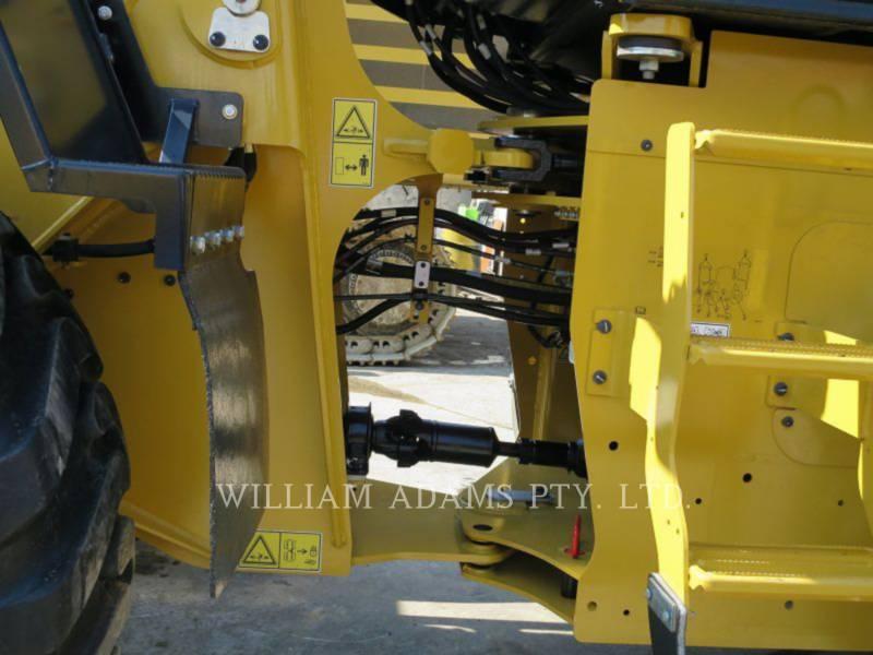 CATERPILLAR RADLADER/INDUSTRIE-RADLADER 910K equipment  photo 9