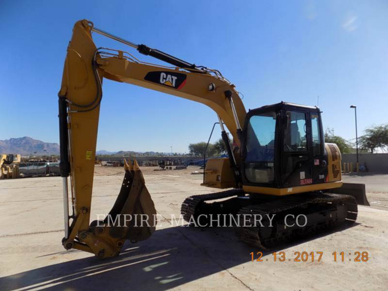 CATERPILLAR トラック油圧ショベル 311F LRR equipment  photo 4