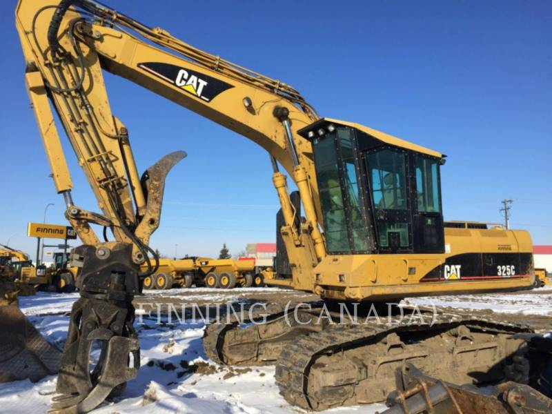 CATERPILLAR EXCAVADORAS DE CADENAS 325C equipment  photo 1