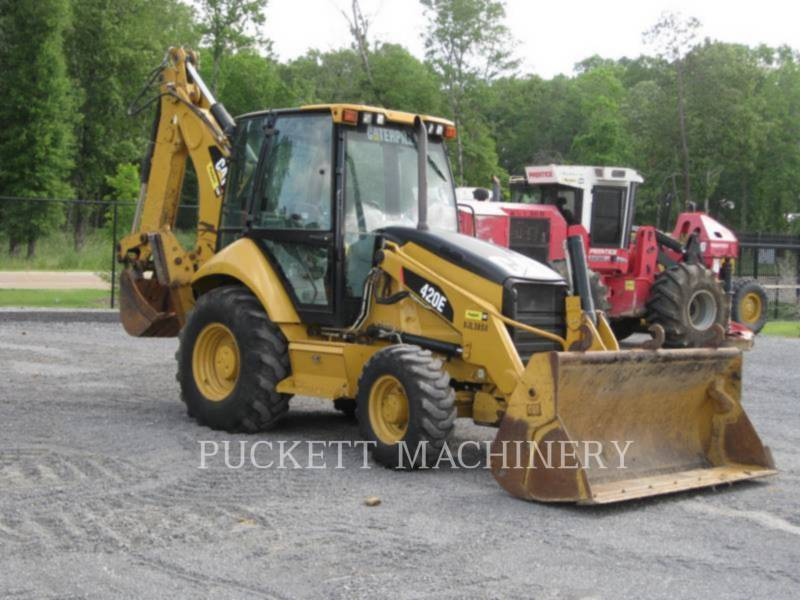 CATERPILLAR BACKHOE LOADERS 420 E equipment  photo 5