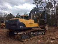 VOLVO KETTEN-HYDRAULIKBAGGER EC210CL equipment  photo 3