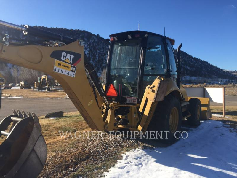CATERPILLAR RETROEXCAVADORAS CARGADORAS 420F 4WDTB equipment  photo 4