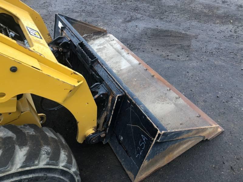 CATERPILLAR SKID STEER LOADERS 236 D equipment  photo 18