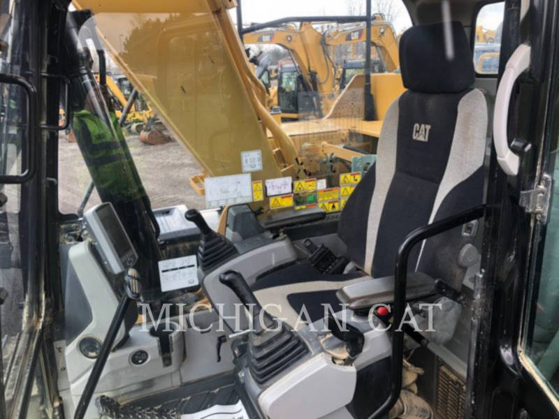 CATERPILLAR TRACK EXCAVATORS 316EL Q28 equipment  photo 13