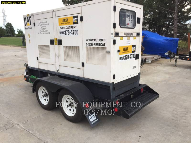 CATERPILLAR PORTABLE GENERATOR SETS XQ60 equipment  photo 2