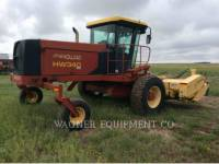 NEW HOLLAND LTD. MATERIELS AGRICOLES POUR LE FOIN HW340 equipment  photo 3