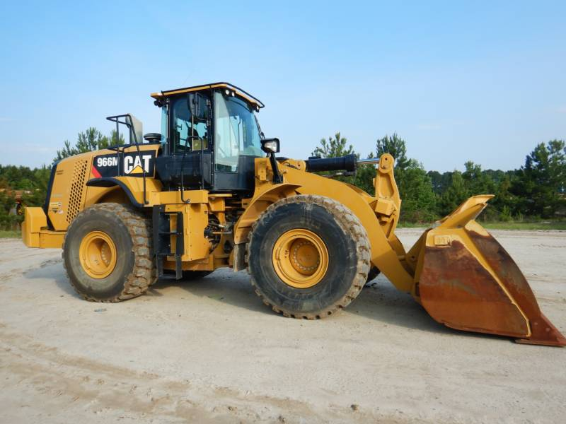 CATERPILLAR WHEEL LOADERS/INTEGRATED TOOLCARRIERS 966 M equipment  photo 4