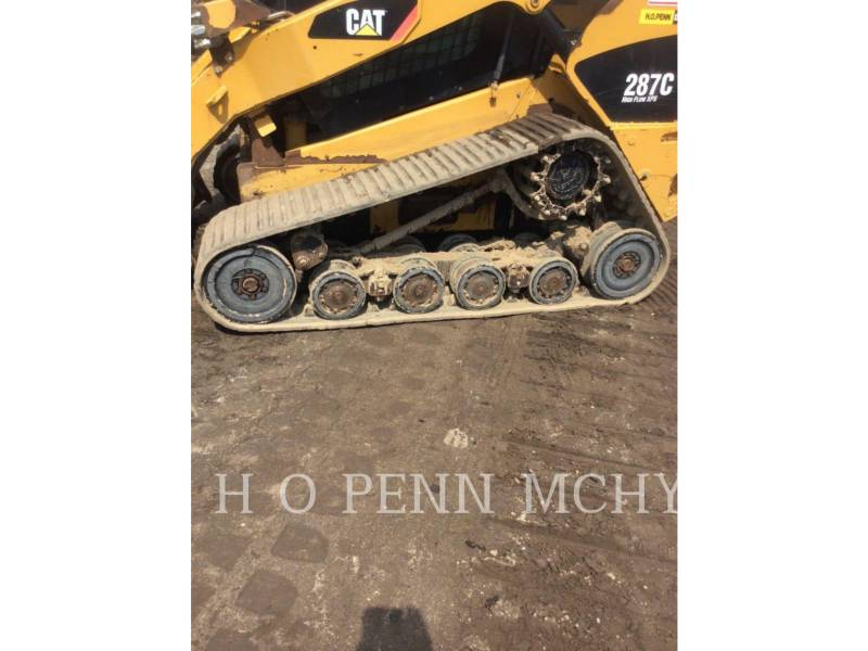 CATERPILLAR MULTI TERRAIN LOADERS 287C equipment  photo 9