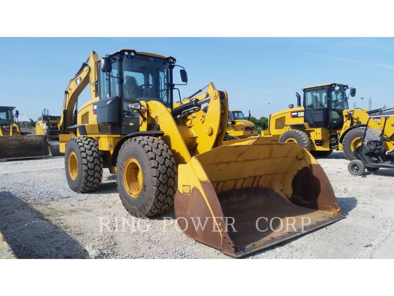 CATERPILLAR WHEEL LOADERS/INTEGRATED TOOLCARRIERS 938KQC equipment  photo 2