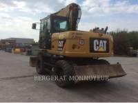 CATERPILLAR ESCAVATORI GOMMATI M313D equipment  photo 6