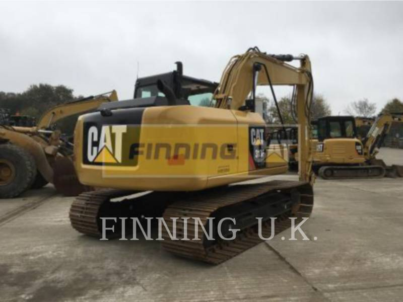 Caterpillar EXCAVATOARE PE ŞENILE 313FL GC equipment  photo 6