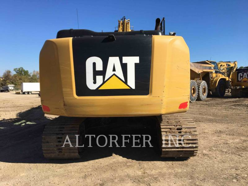 CATERPILLAR KETTEN-HYDRAULIKBAGGER 320EL TH equipment  photo 7