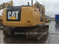 CATERPILLAR KETTEN-HYDRAULIKBAGGER 323EL equipment  photo 3