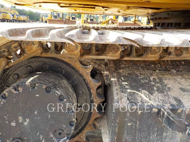 CATERPILLAR ESCAVATORI CINGOLATI 312D equipment  photo 23