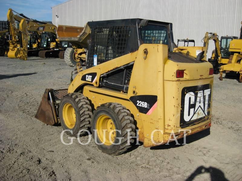 CATERPILLAR SKID STEER LOADERS 226B2 equipment  photo 2