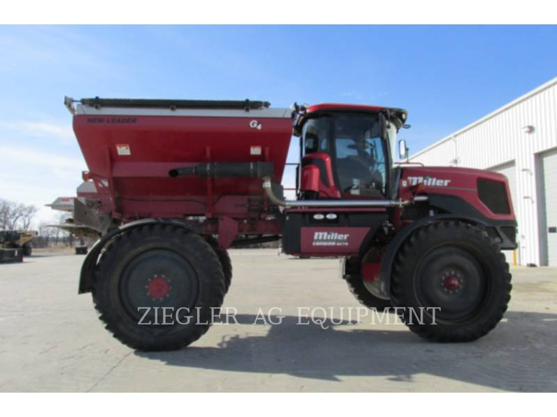 MILLER SPREADER FLOTOARE GC75 equipment  photo 6