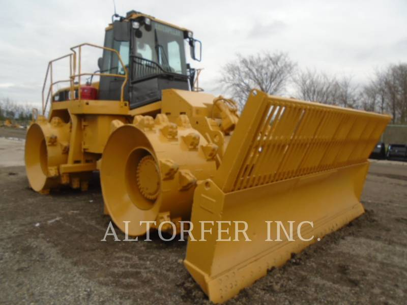 CATERPILLAR COMPACTEURS 826GII equipment  photo 2
