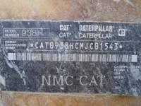 CATERPILLAR PALE GOMMATE/PALE GOMMATE MULTIUSO 938H equipment  photo 6