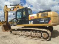CATERPILLAR MINING SHOVEL / EXCAVATOR 324DL equipment  photo 4