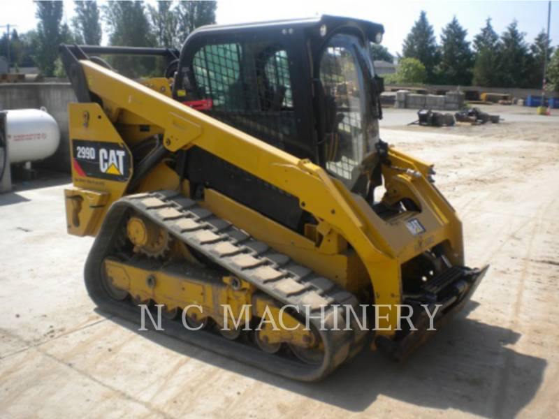 CATERPILLAR CARREGADEIRAS TODO TERRENO 299D1 H3CB equipment  photo 4