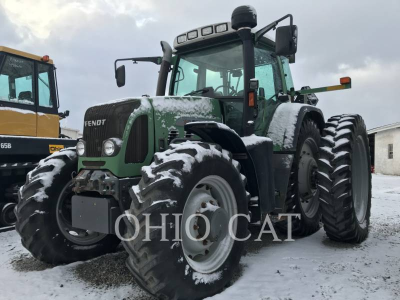 FENDT AG TRACTORS 818 equipment  photo 2